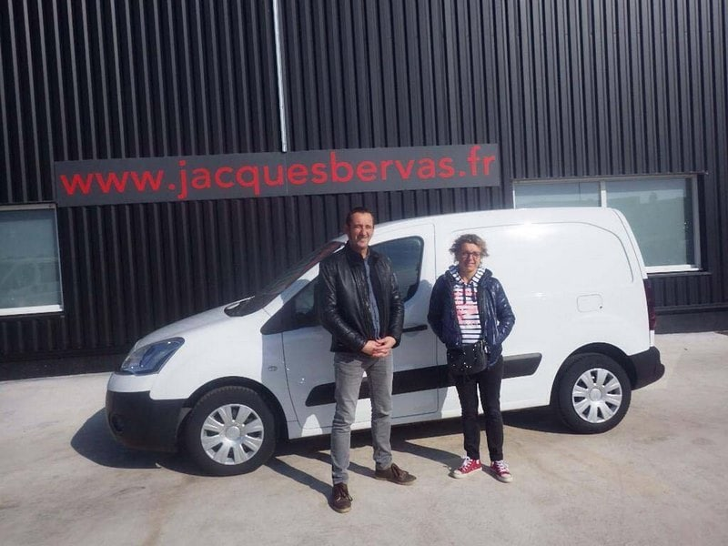 Citroen Berlingo Occasion Brest