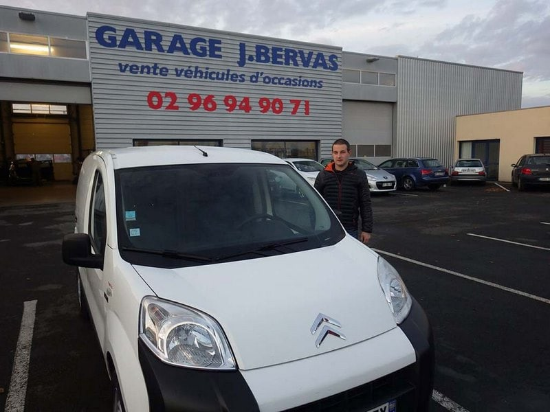 Citroen Berlingo Occasion Saint Brieuc