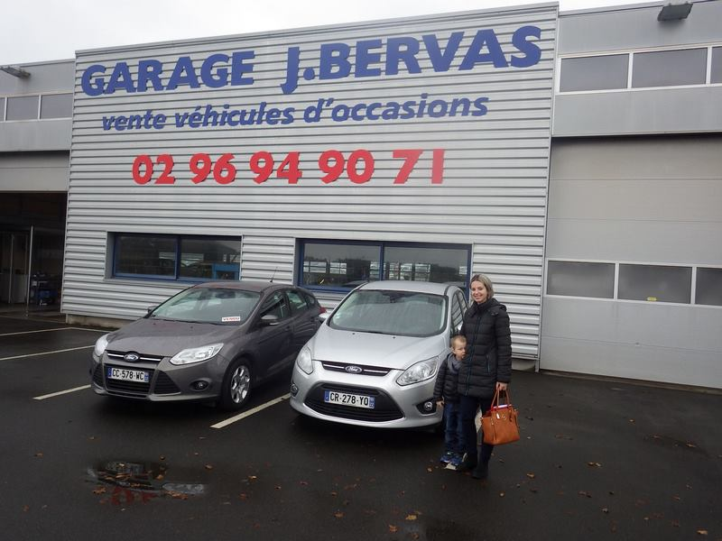 Ford C Max Occasion Saint Brieuc