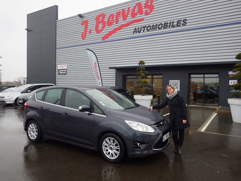 Ford C Max Rennes