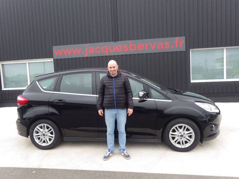 Ford Cmax Occasion Brest