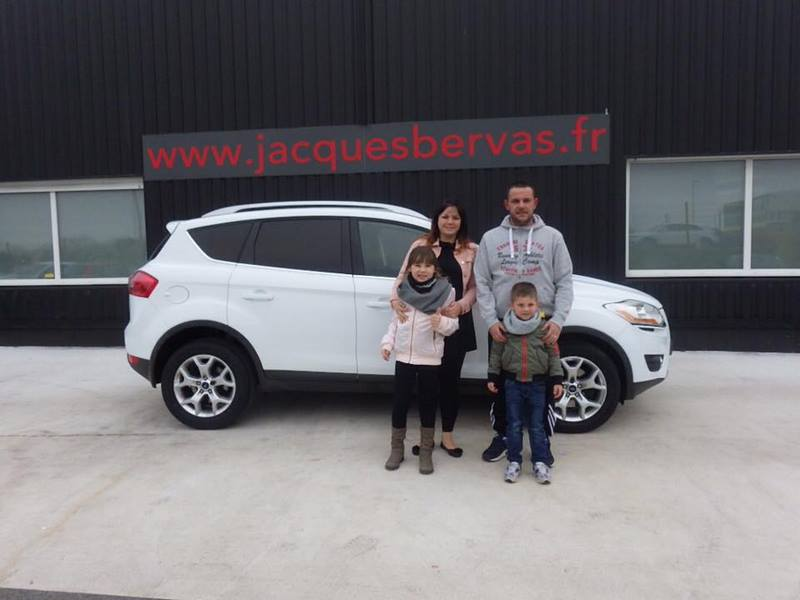Ford Kuga Occasion Brest