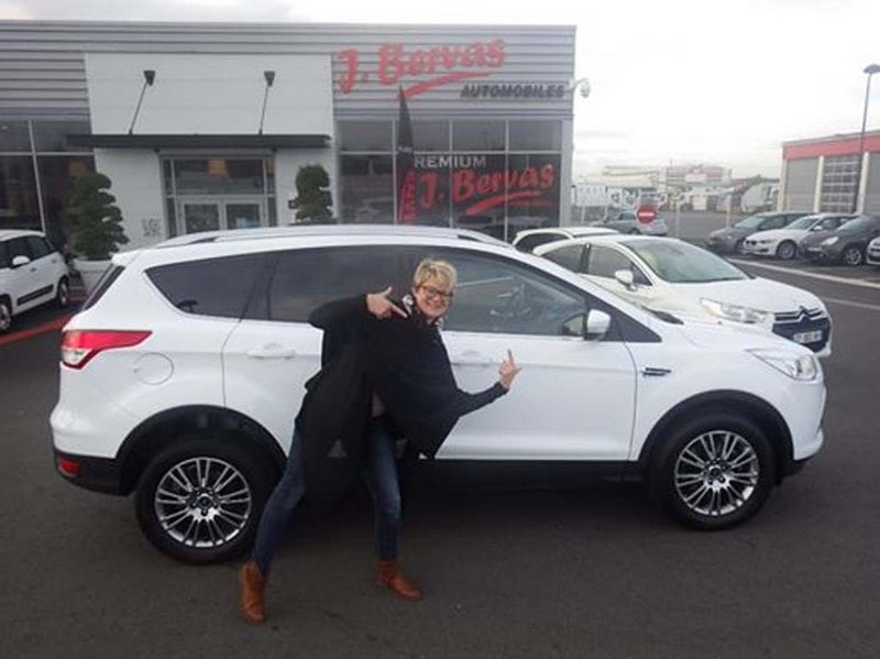 Ford Kuga Occasion Caen