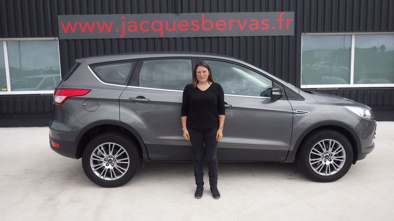 Ford Kuga Occasion Finistere