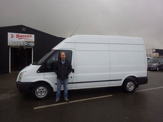 Ford Transit Occasion Brest