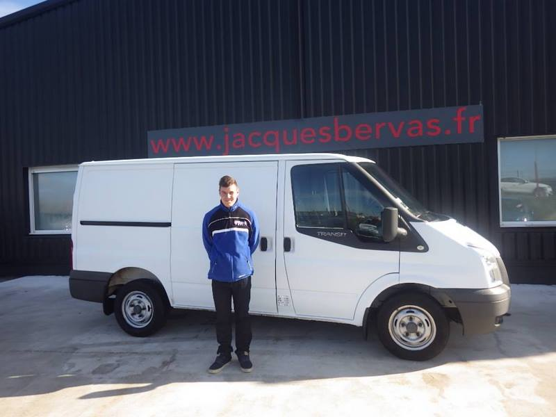 Ford Transit Occasion Finistere