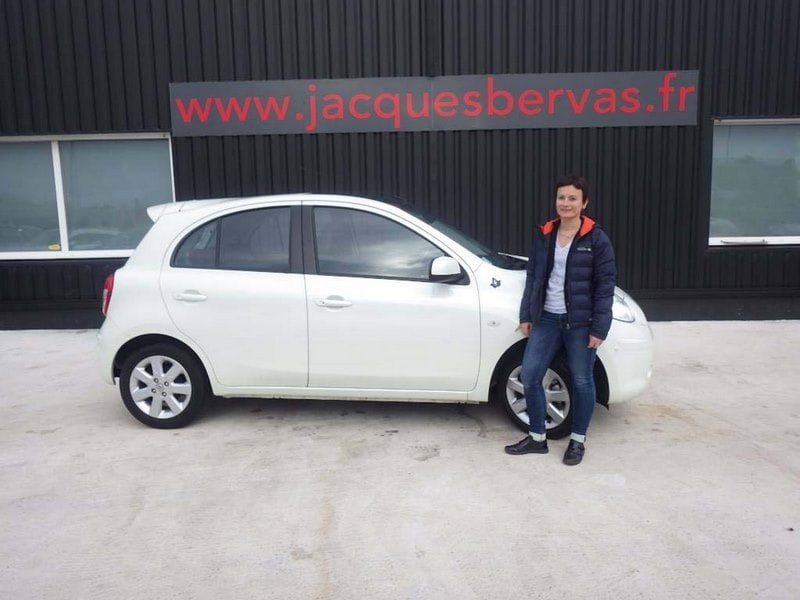 Nissan Micra Occasion Brest