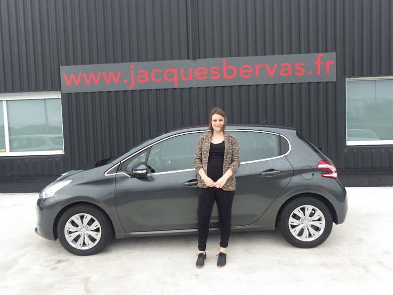 Peugeot 208 Occasion Finistere
