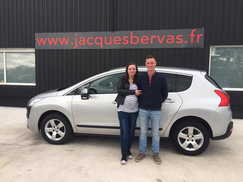 Peugeot 3008 Occasion Finistere