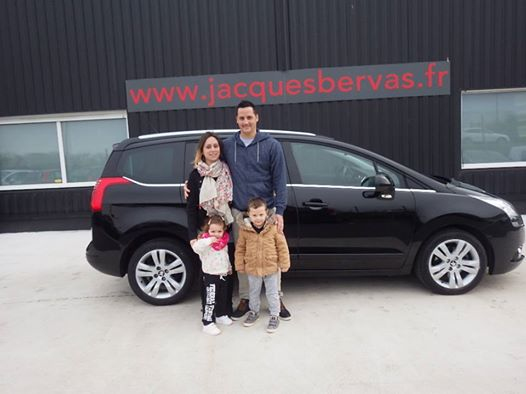 Peugeot 5008 Occasion Finistere