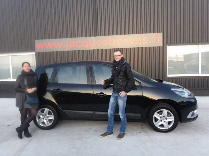 Renault Scenic Occasion Brest