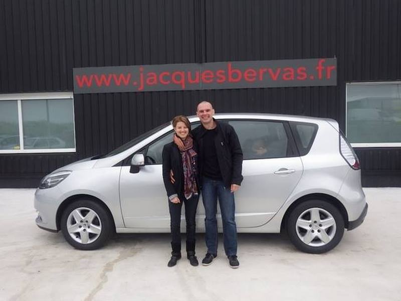 Renault Scenic Occasion Finistere