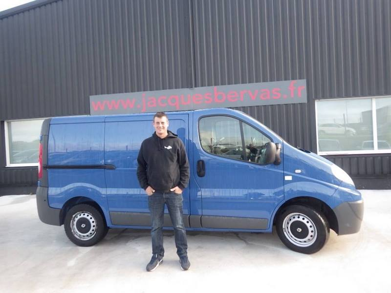 Renault Trafic Occasion Brest