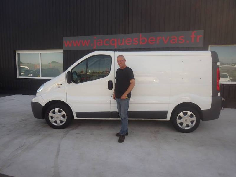 Renault Trafic Occasion Finistere
