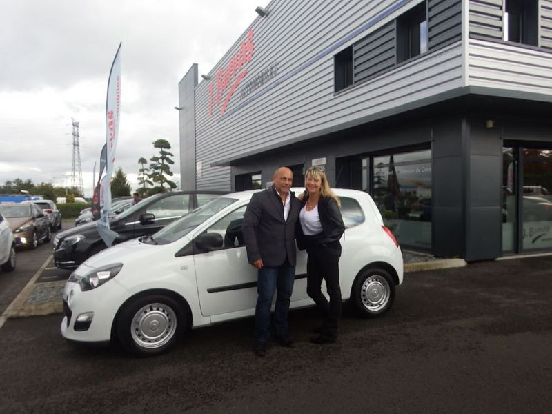 Renault Twingo Occaison Rennes