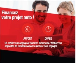 credit financement automobile occasion
