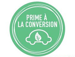 Prime conversion achat voiture occasion